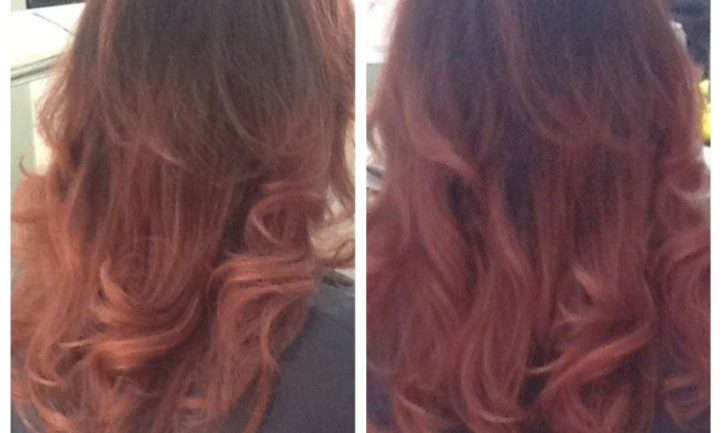 rose hair